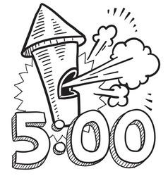 500 vector image