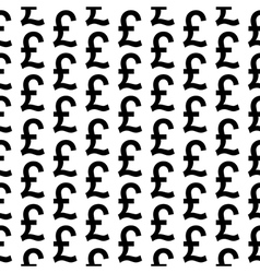 Pound symbol seamless pattern vector