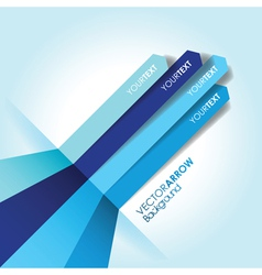 blue line background vector image vector image