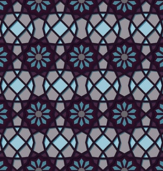Traditional ornamental seamless islamic pattern vector