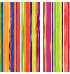 Colorful lines pattern vector