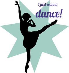 Wanna dance vector