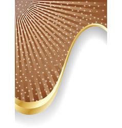 Vector chocolate background vector
