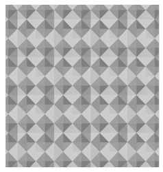 Abstract geometric gray background vector