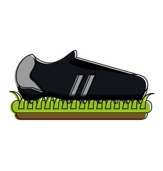Football or soccer related icon image vector