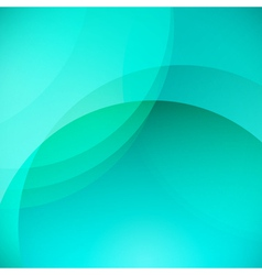 Aqua square background vector