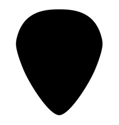 Mediator for guitar vector
