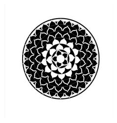 Pattern overlay vector image