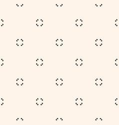 Universal seamless pattern minimalist texture vector