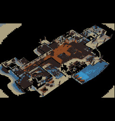 homeplanslxxxv vector image vector image