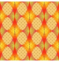 Abstract Halftone Design rhombus Elements pattern vector image