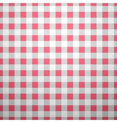 Cute different seamless pattern Pink white and vector image vector image
