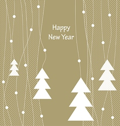 happy new year 4123 vector image vector image
