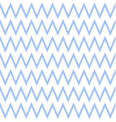 seamless monochrome geometric triangular pattern vector image
