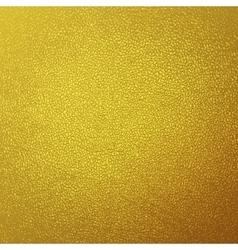 Gold glitter grunge texture background vector