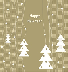 happy new year 5123 vector image vector image