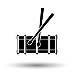Drum toy ico vector