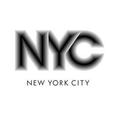 nyc 012 vector image