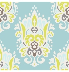 seamless vintage luxury ornamental pattern vector image