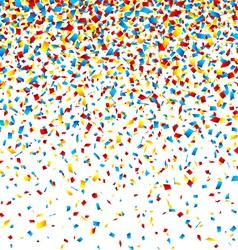 Seamless confetti vector