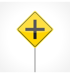 Intersection ahead vector