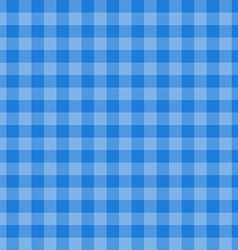 Blue tartan plaid seamless vector