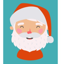 Little Santa vector image vector image