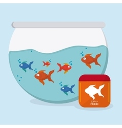 Pet shop design vector