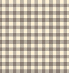 Traditional scottish grey tartan vector