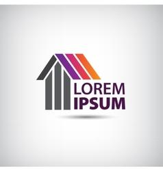 House logo for company vector