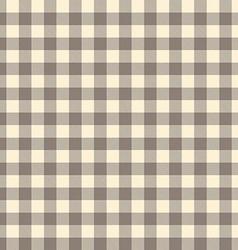 Traditional Scottish grey tartan vector image vector image