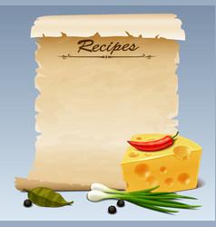 Recipes icon 2 vector