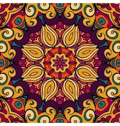 Abstract ethnic tribal pattern vector