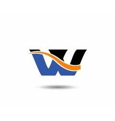 Vv company linked letter logo vector