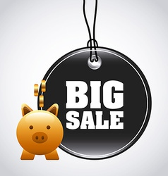 Big sale vector