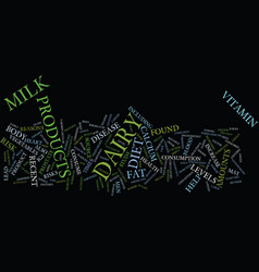 Got milk hope not text background word cloud vector