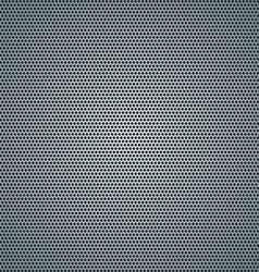 Grey carbon vector image
