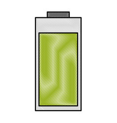 Battery icon image vector