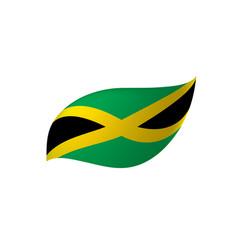 Jamaica flag vector