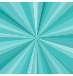 Blue rays background for your bright beams design vector