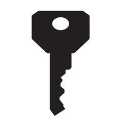 Key vector image vector image