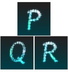 P q r vector