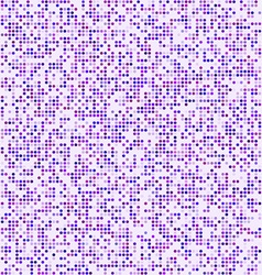 Purple circle pixel mosaic background vector