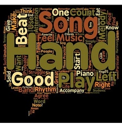 What makes a piece of music a good song text vector