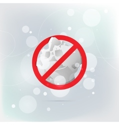 No trash great for any use vector image vector image