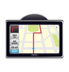 Navigator gps vector
