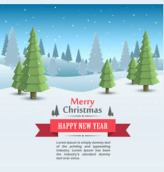Mary christmas cover art happy new year vector
