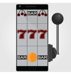 Mobile gambling vector