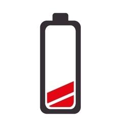 Low battery energy vector