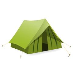Tent vector image